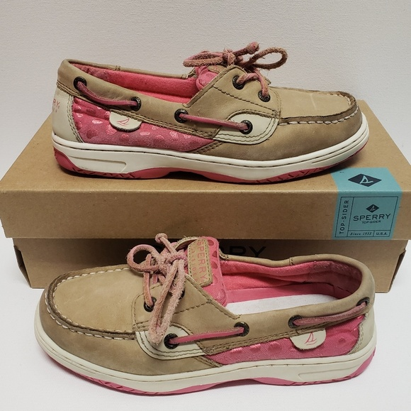 Sperry Other - Sperry Topsider Bluefish 3 Eye Boat shoe